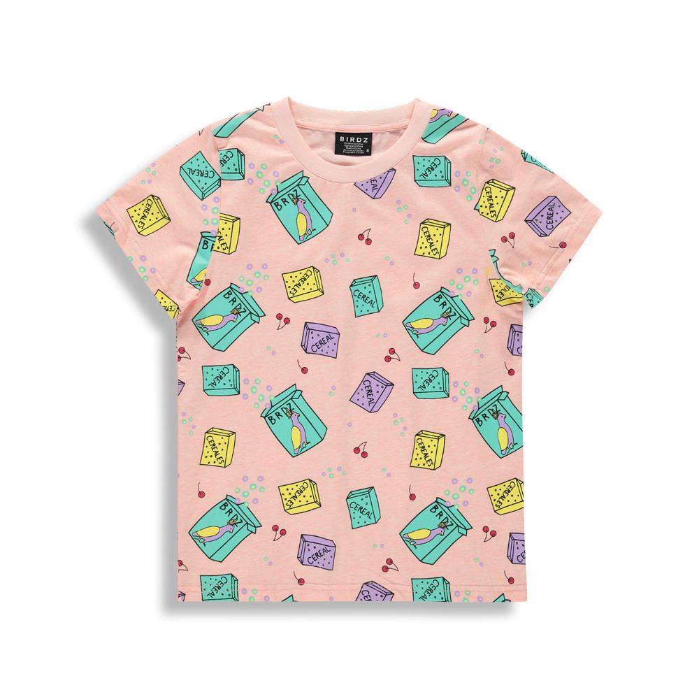 T-shirt pêche - BREAKFAST-1