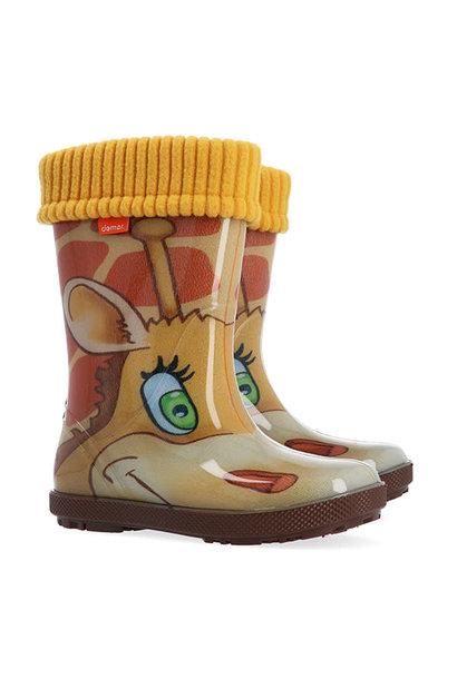 Bottes mi-saison - Girafe