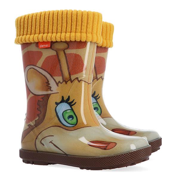 Bottes mi-saison - Girafe-1