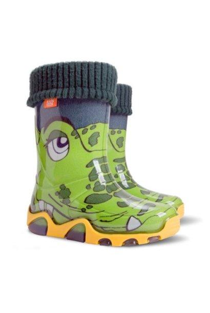 Bottes mi-saison - Crocos