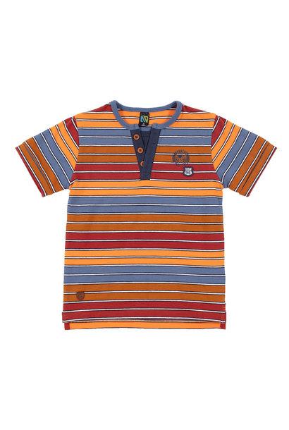 T-Shirt à rayures Desert du Nevada