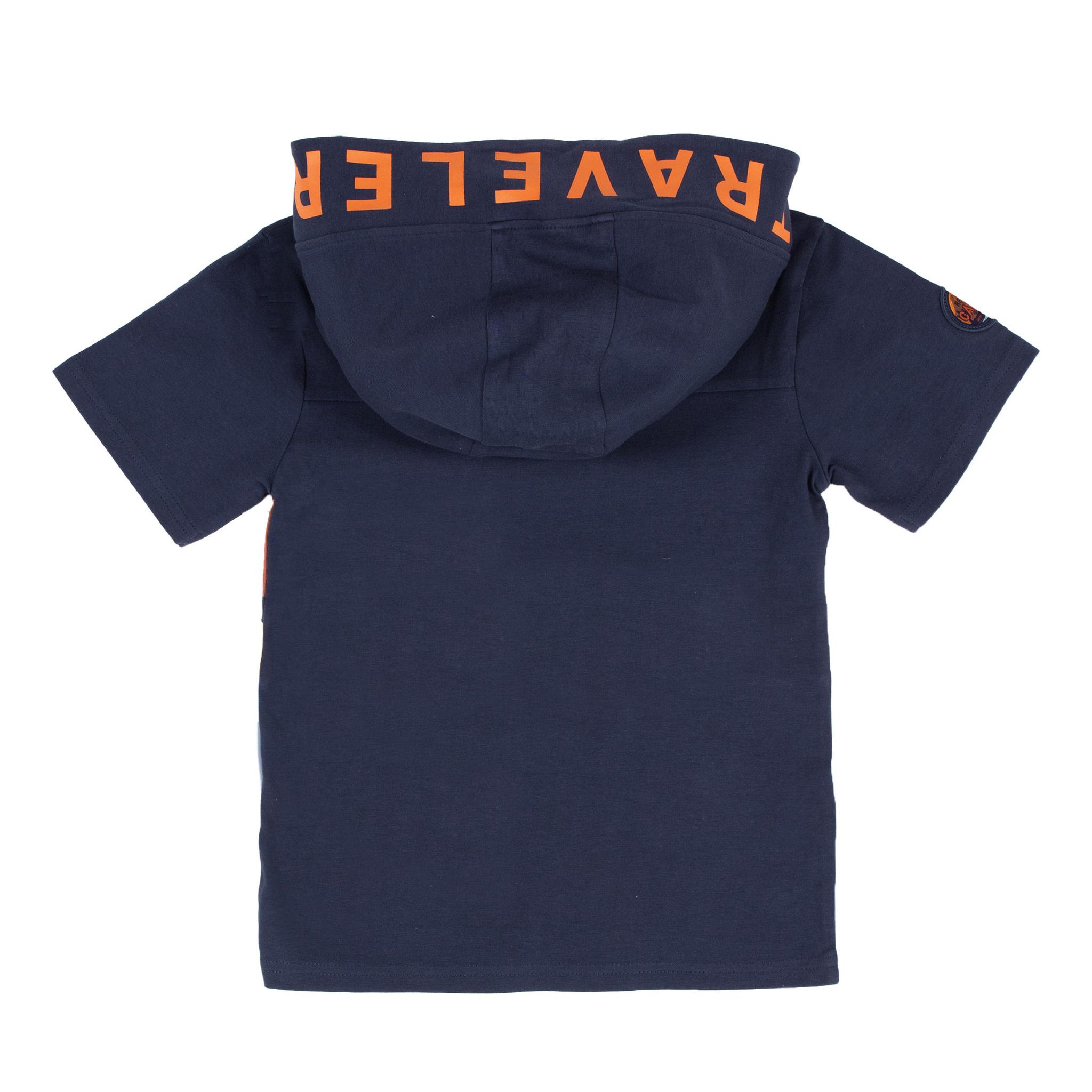 T-shirt à capuchon Desert du Nevada-2