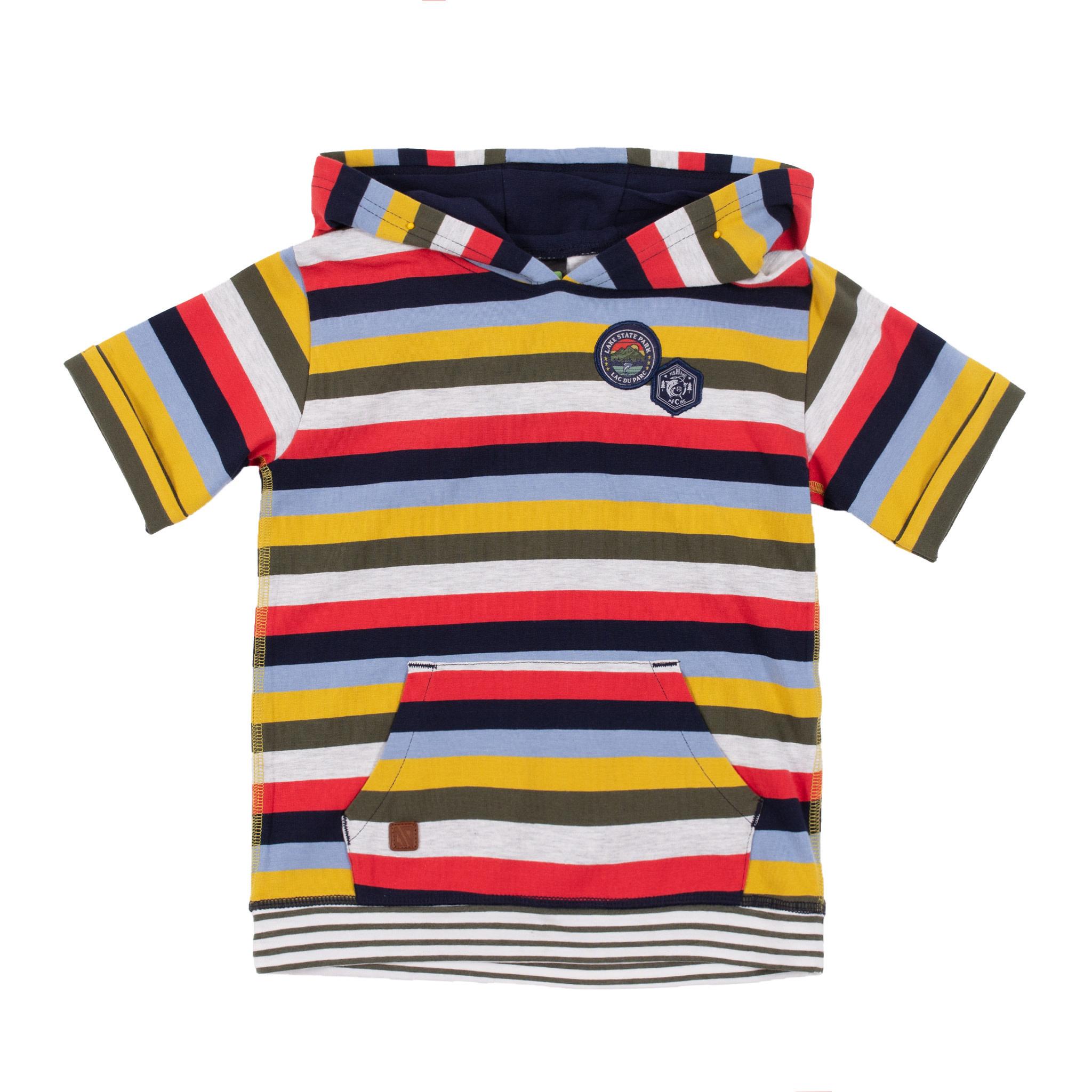 T-shirt à capuchon Lâcher prise-1