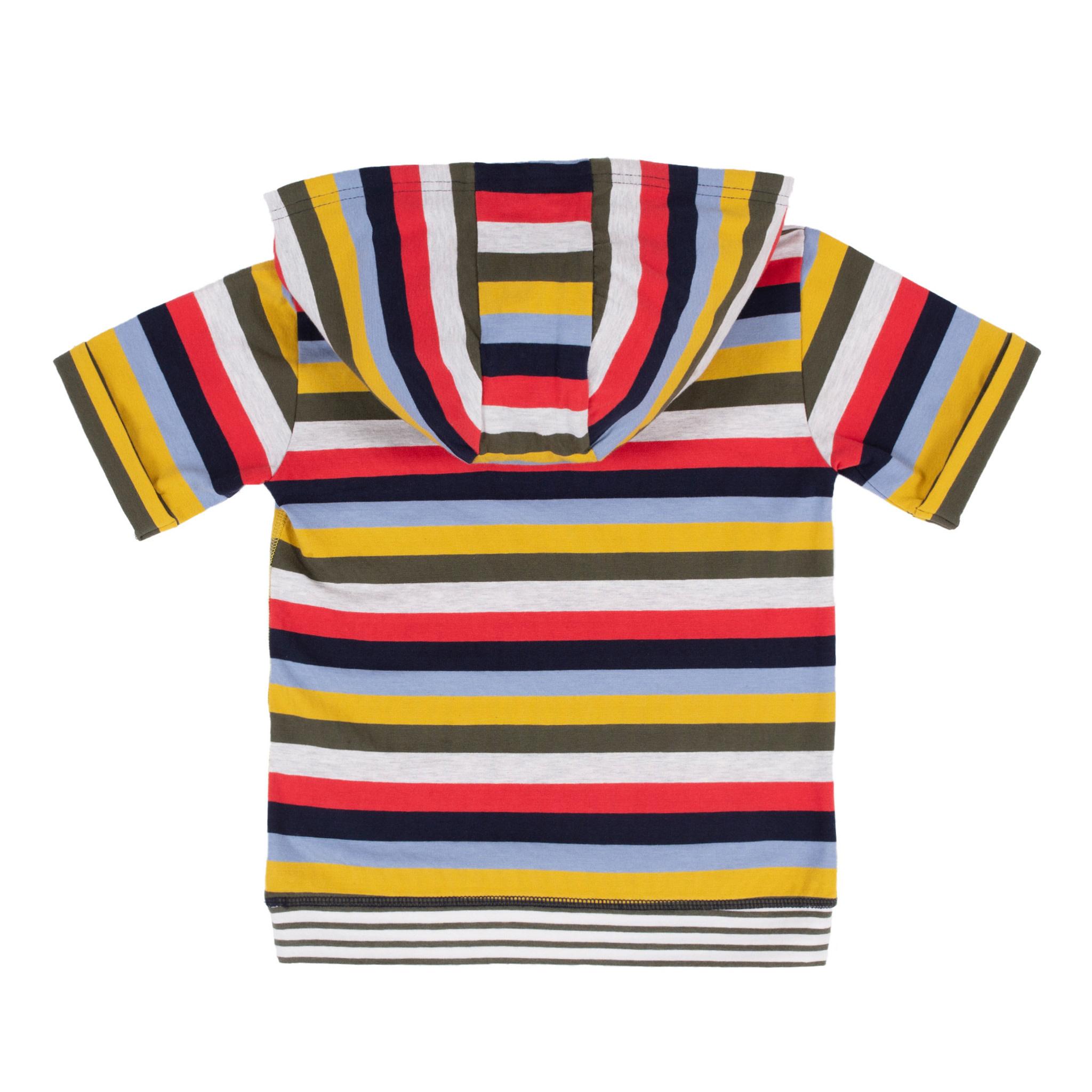 T-shirt à capuchon Lâcher prise-2