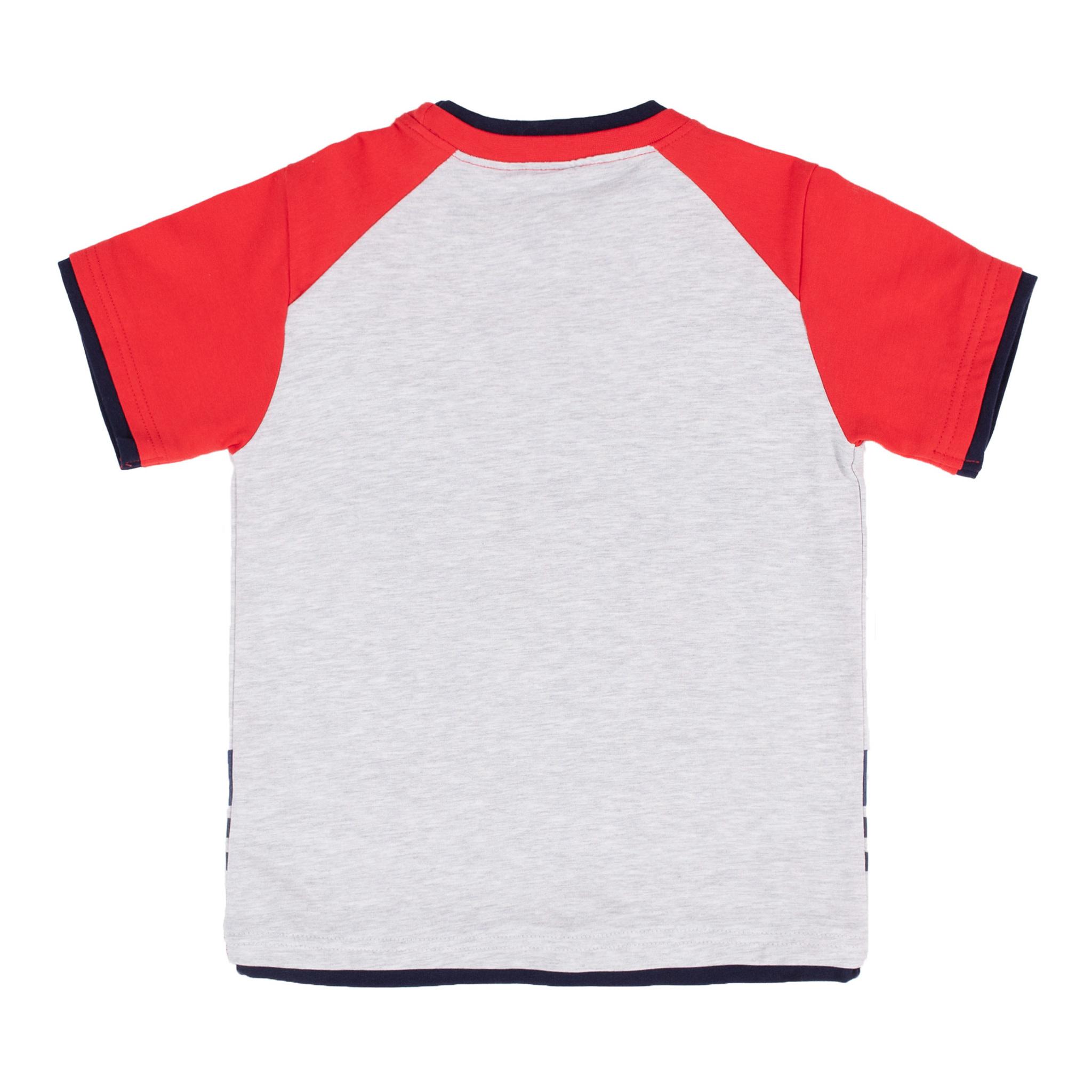 T-Shirt avec imprimé pêche Lâcher prise-2