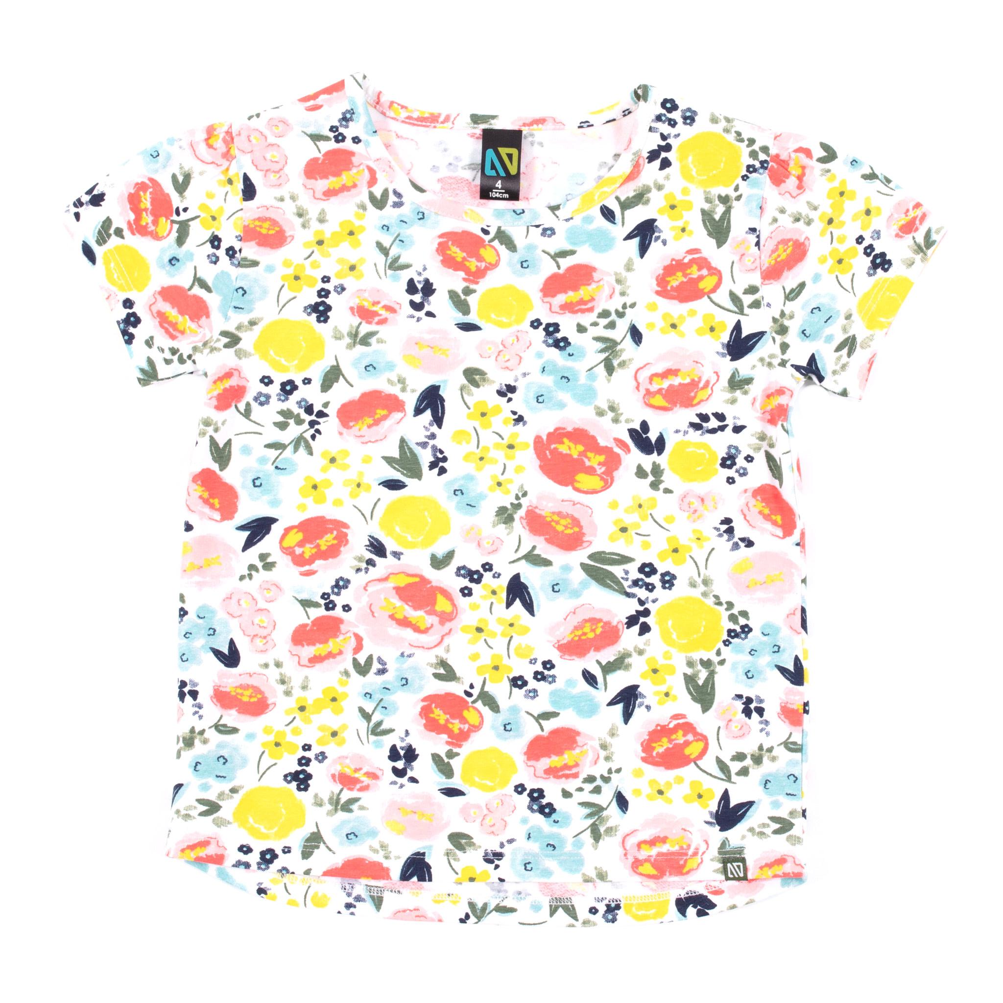 T-shirt Bonjour soleil-1