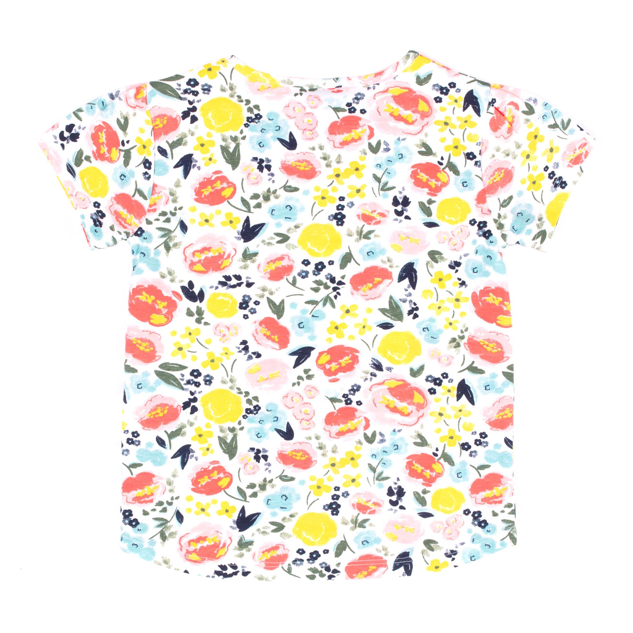 T-shirt Bonjour soleil-2