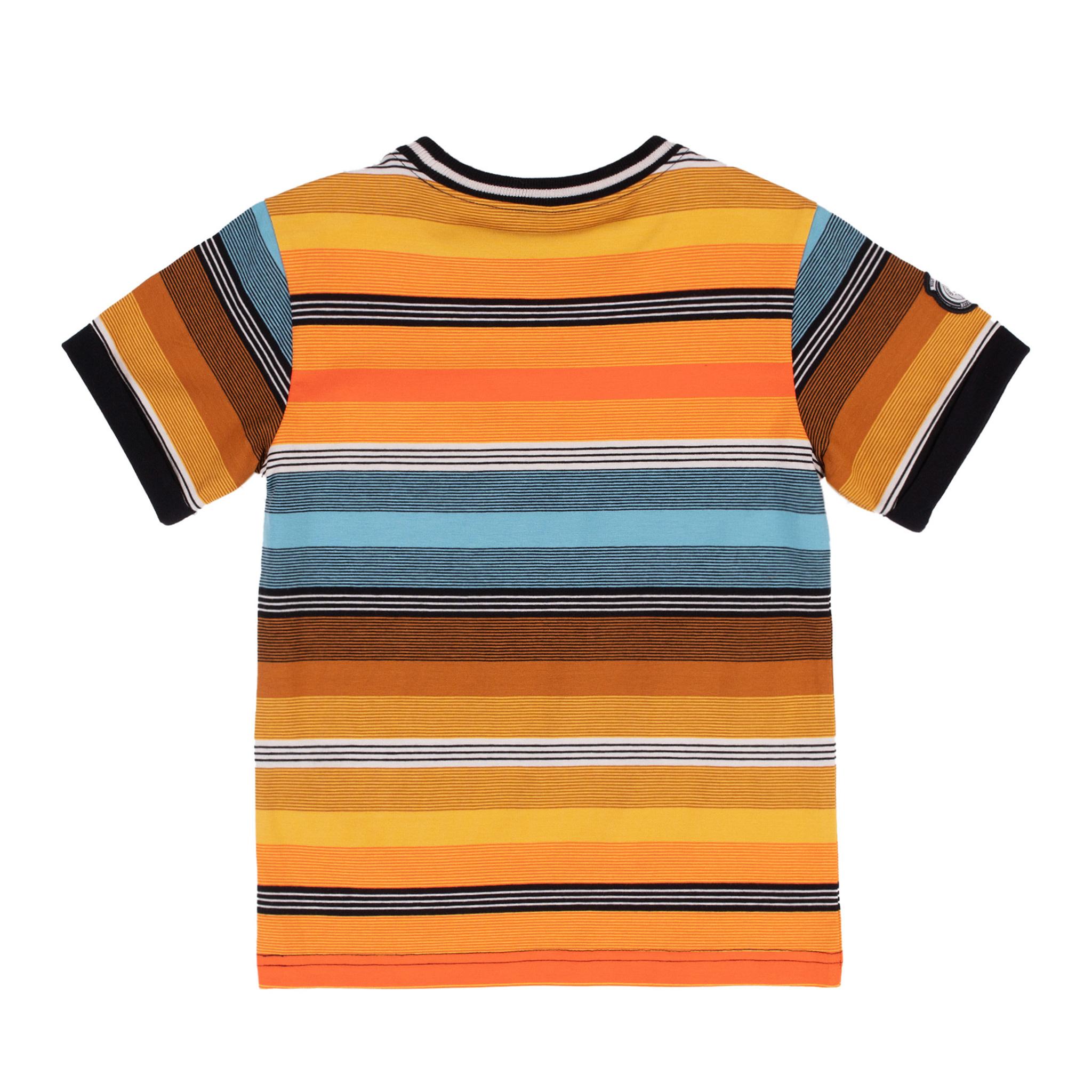 T-Shirt à rayures club des insectes-2