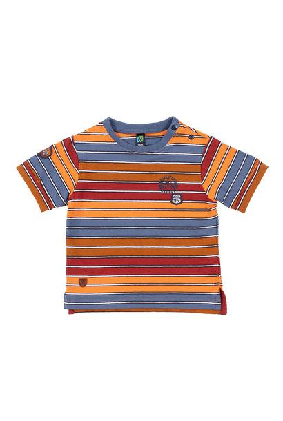 T-Shirt à rayures Sur le pouce!