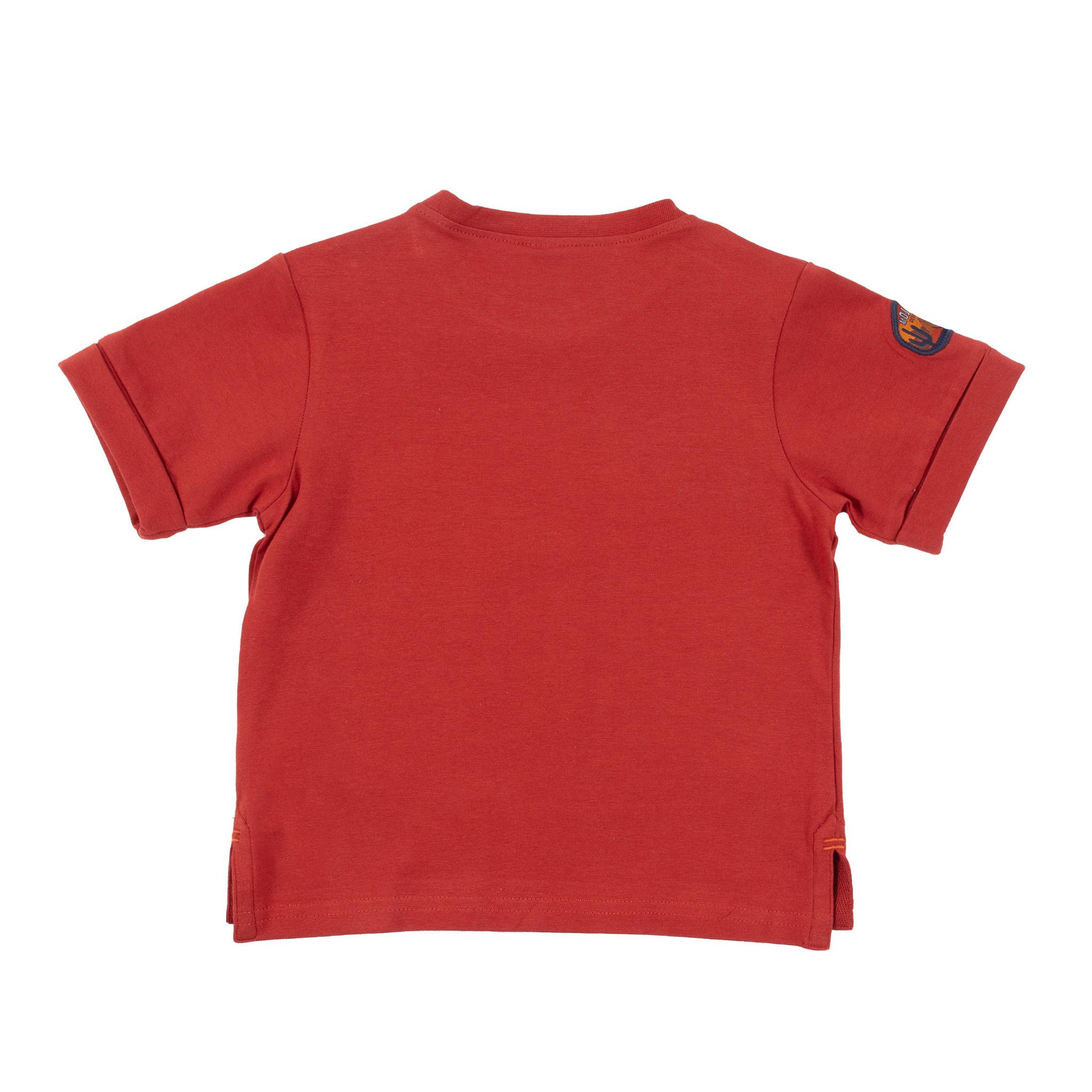 T-Shirt avec imprimé Sur le pouce!-2