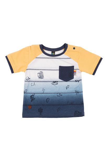 T-Shirt manches raglan Sur le pouce!
