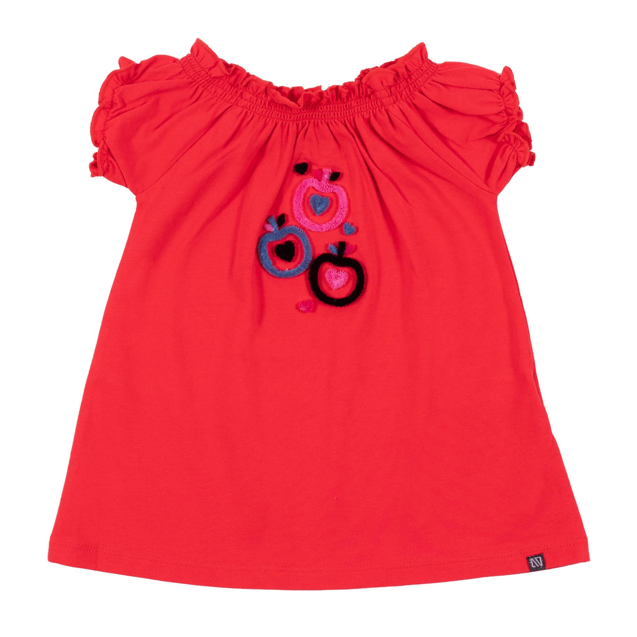 T-Shirt Petite pomme-1
