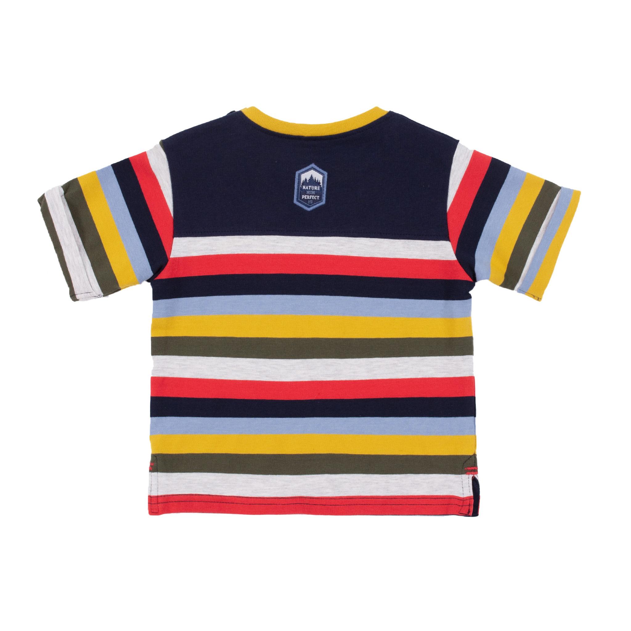 T-Shirt avec poche Comme un poisson-2