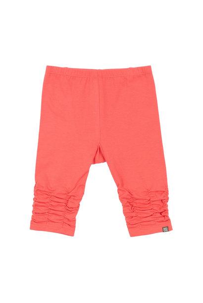 Legging 3/4 corail Rayon de soleil