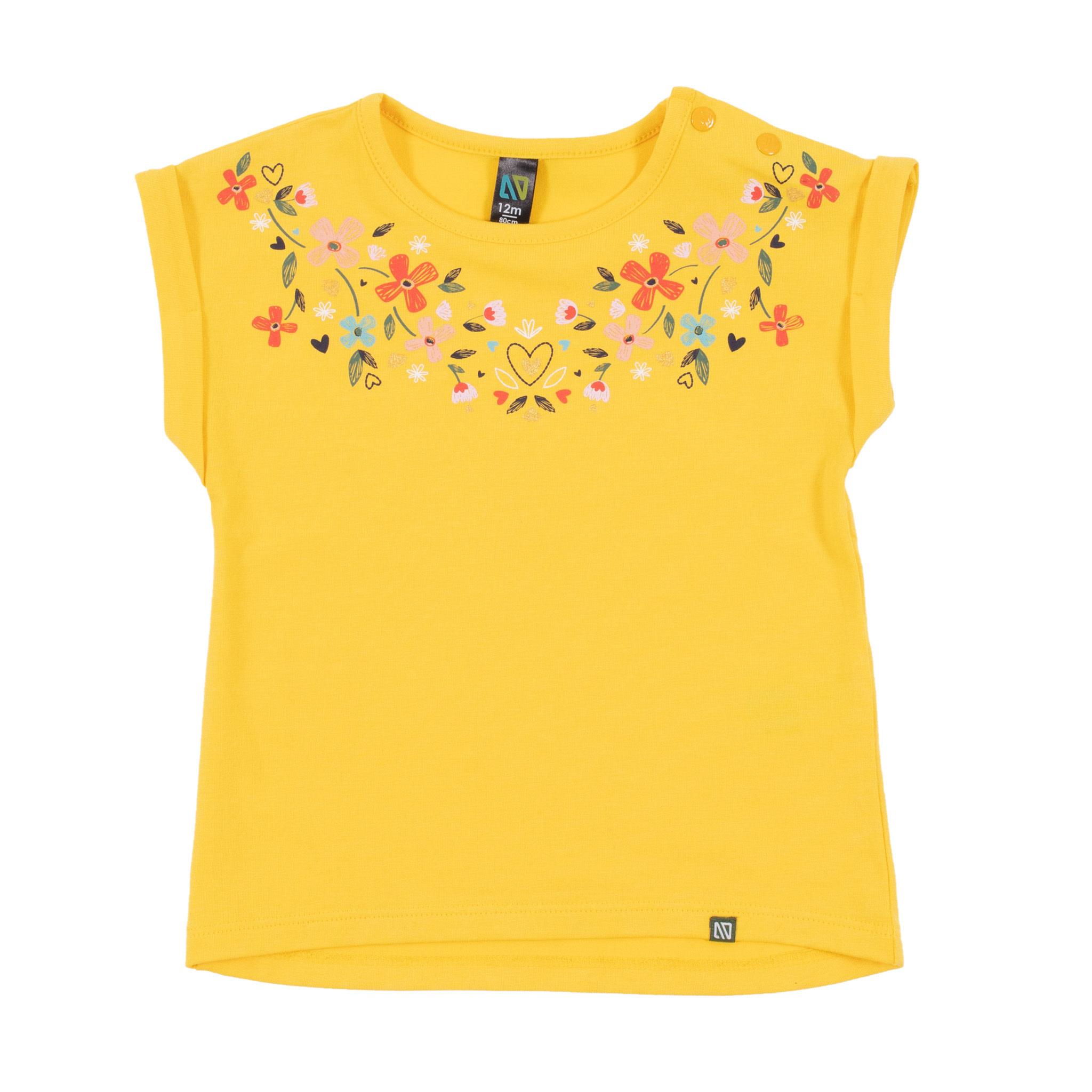 T-Shirt Rayon de soleil-1