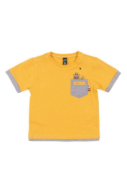 T-Shirt avec poche Mini club des insectes