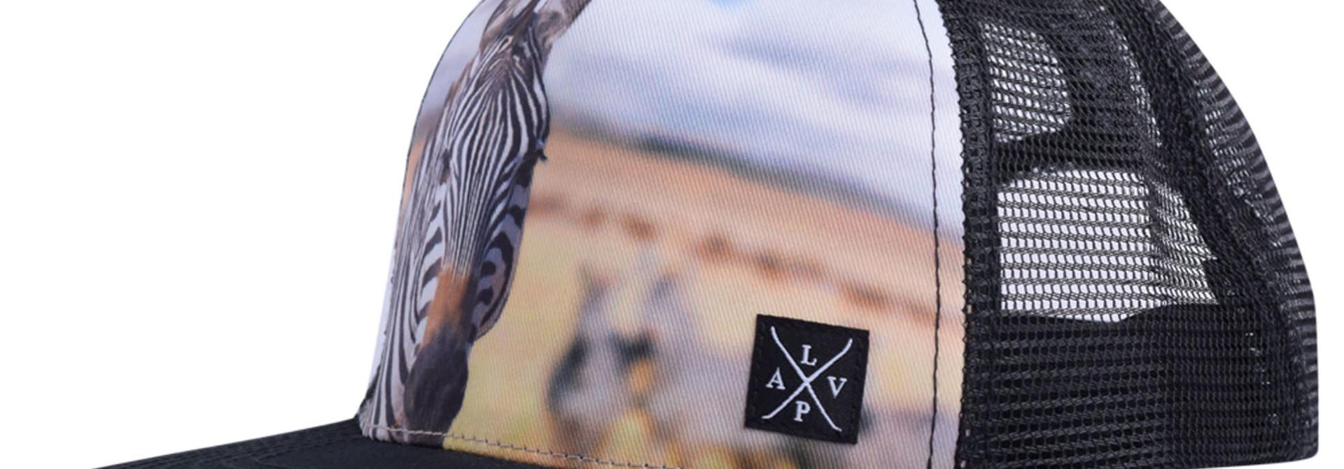 Casquette snapback - Zebra