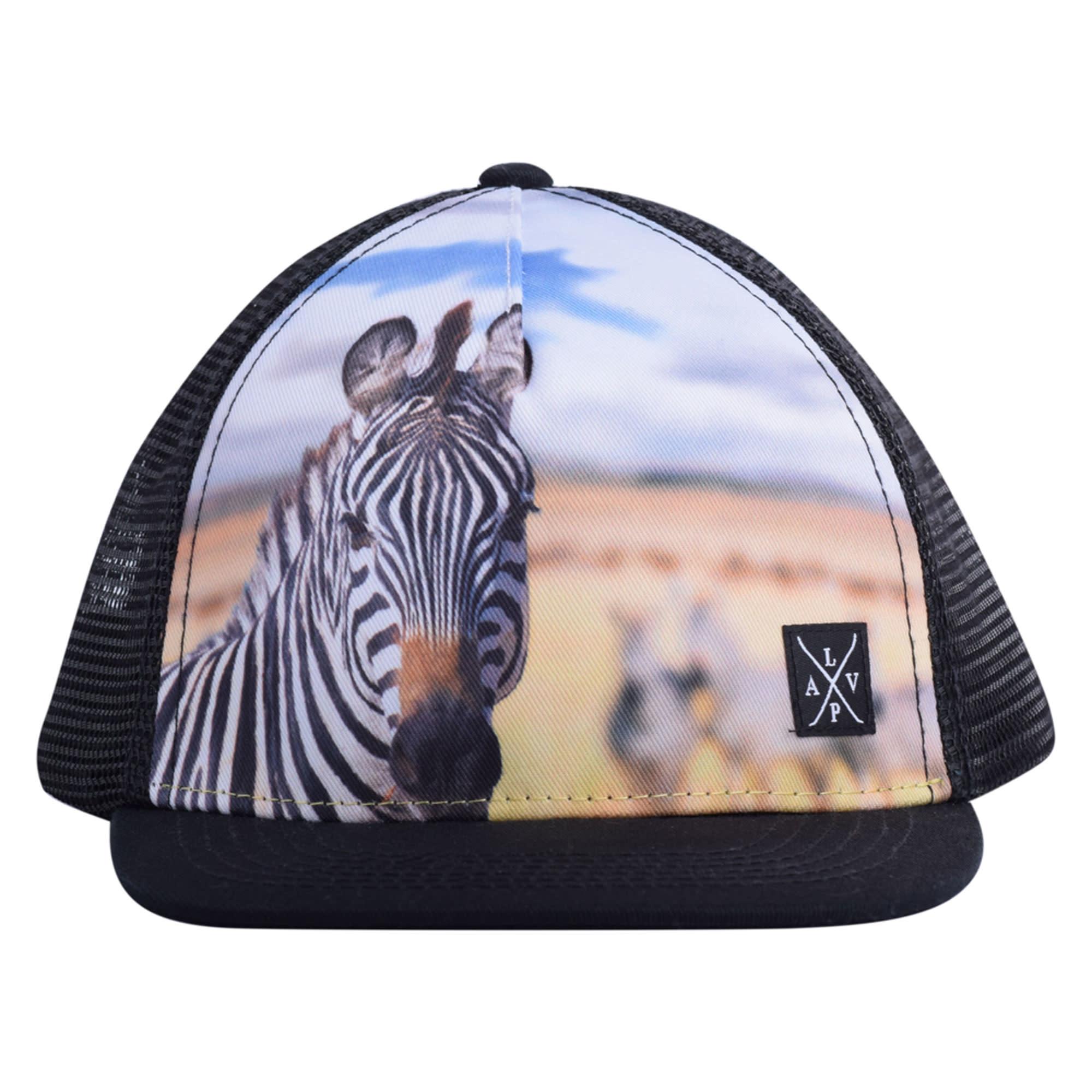 Casquette snapback - Zebra-2