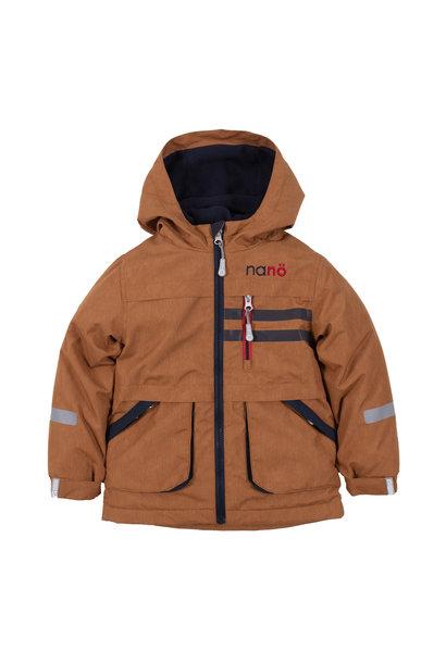 Manteau de pluie - Taupe