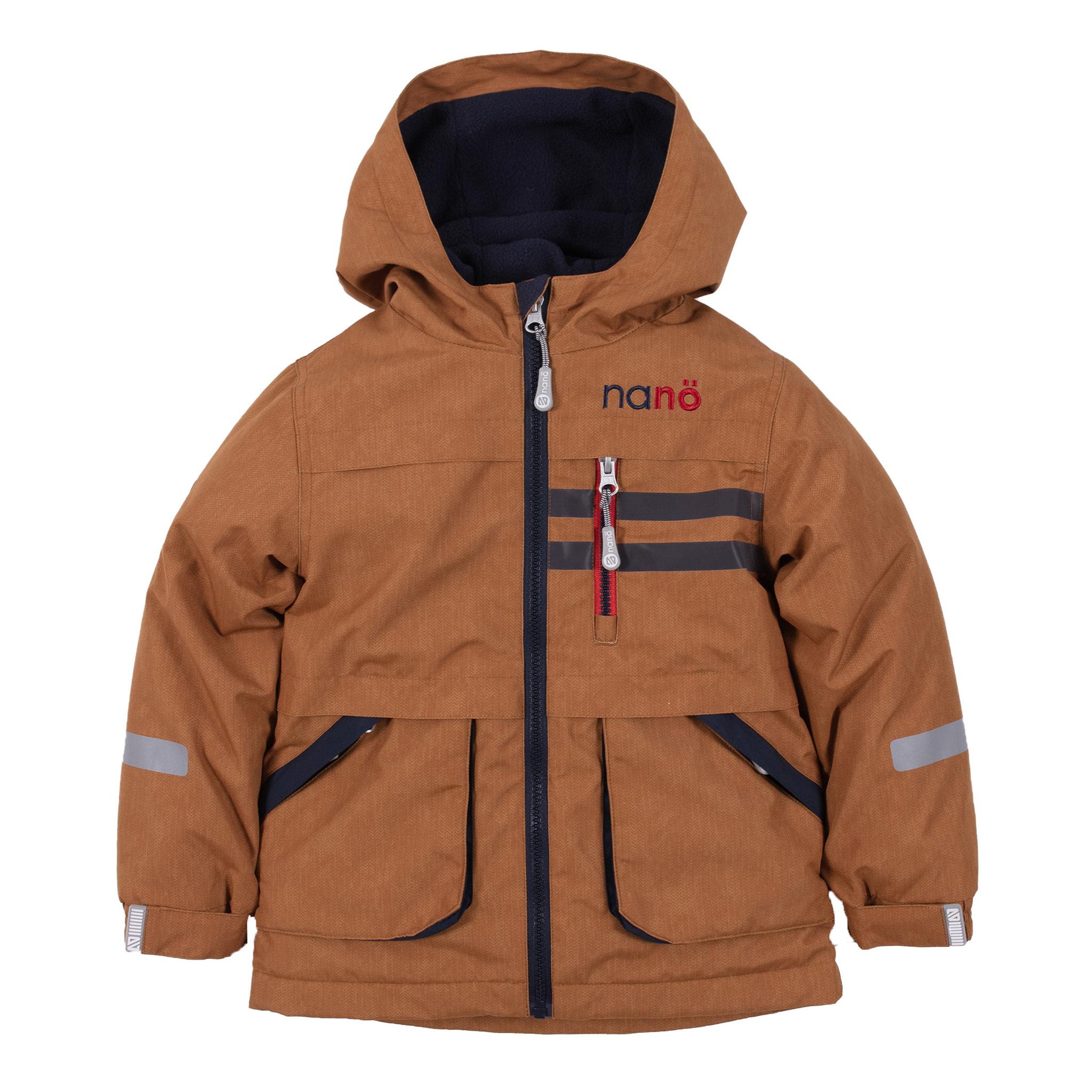 Manteau de pluie - Taupe-1