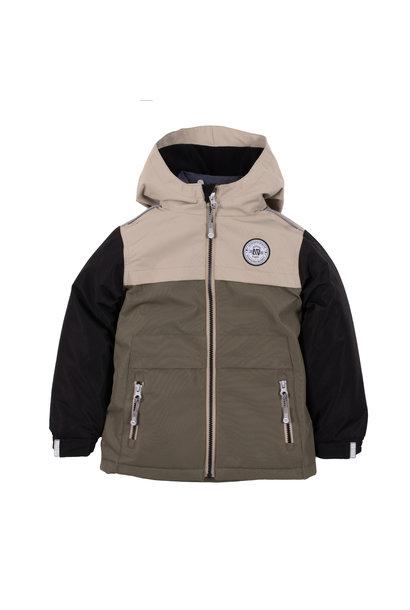 Manteau de pluie - Kaki