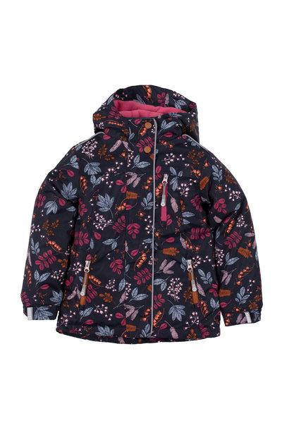 Manteau de pluie -Feuilles