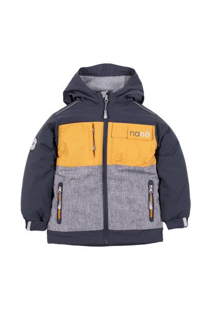 Manteau de pluie - Jaune