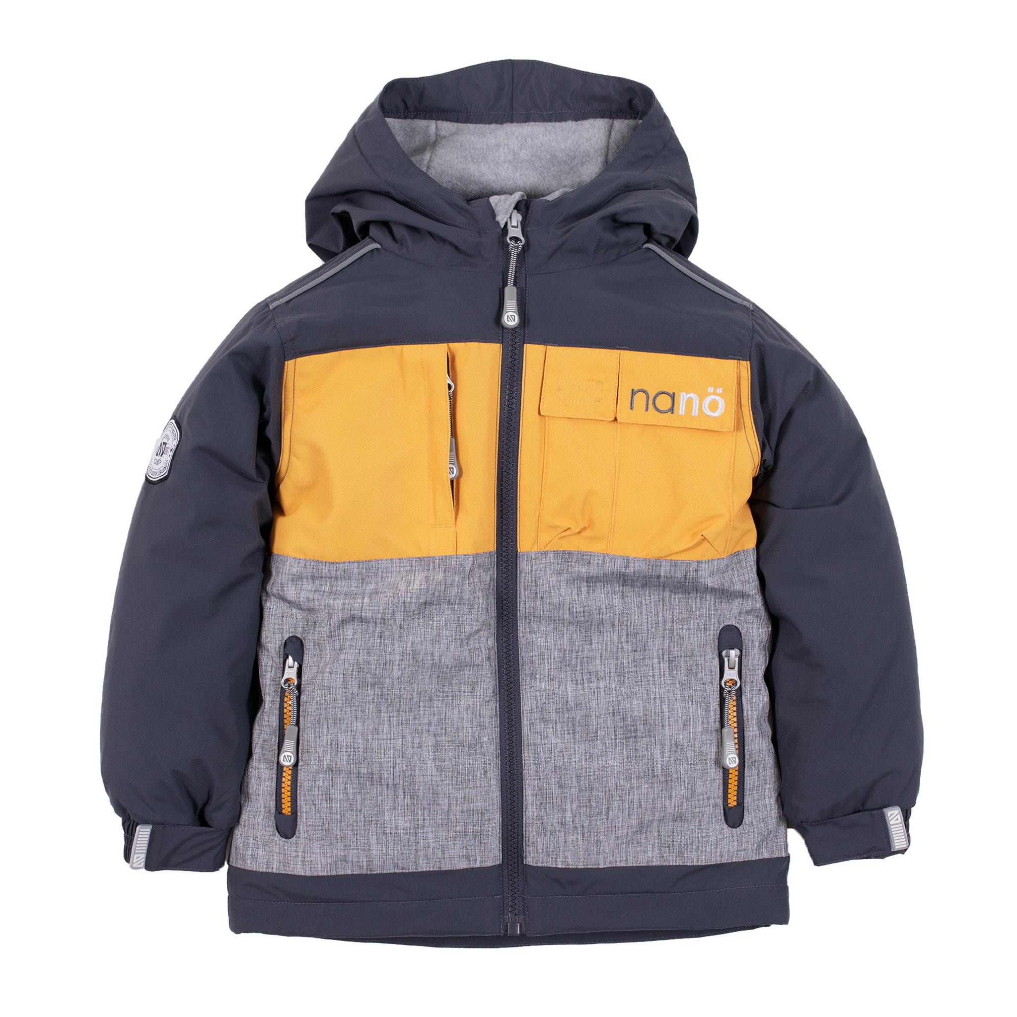 Manteau de pluie - Jaune-1