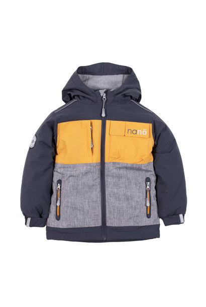 Manteau de pluie -Jaune