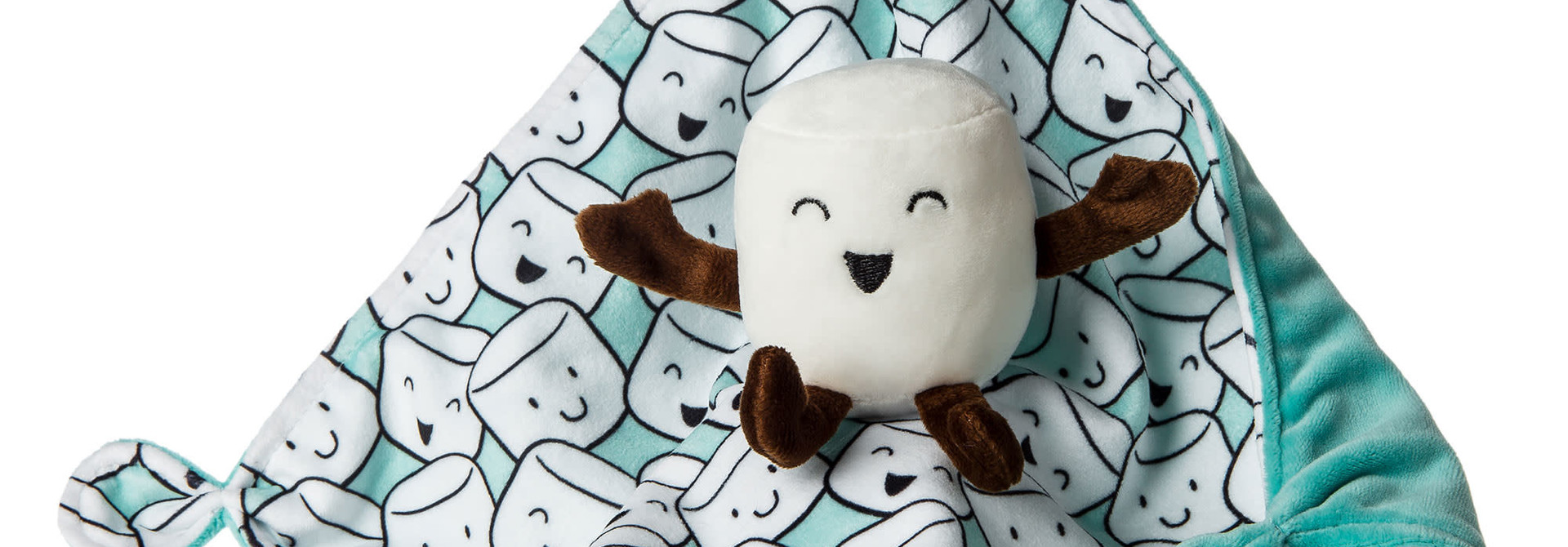 Doudou Sweet Sooties - Marshmallow
