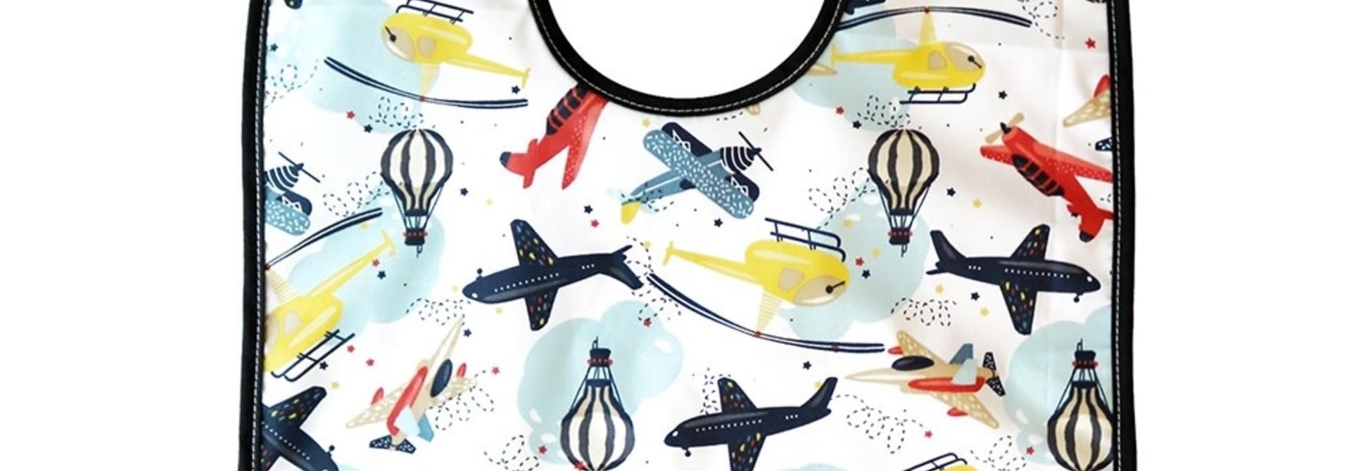 Bavette imperméable - Avions