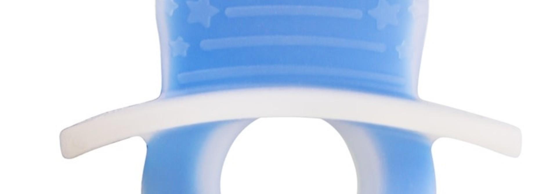 Jouet de dentition - Suce bleu