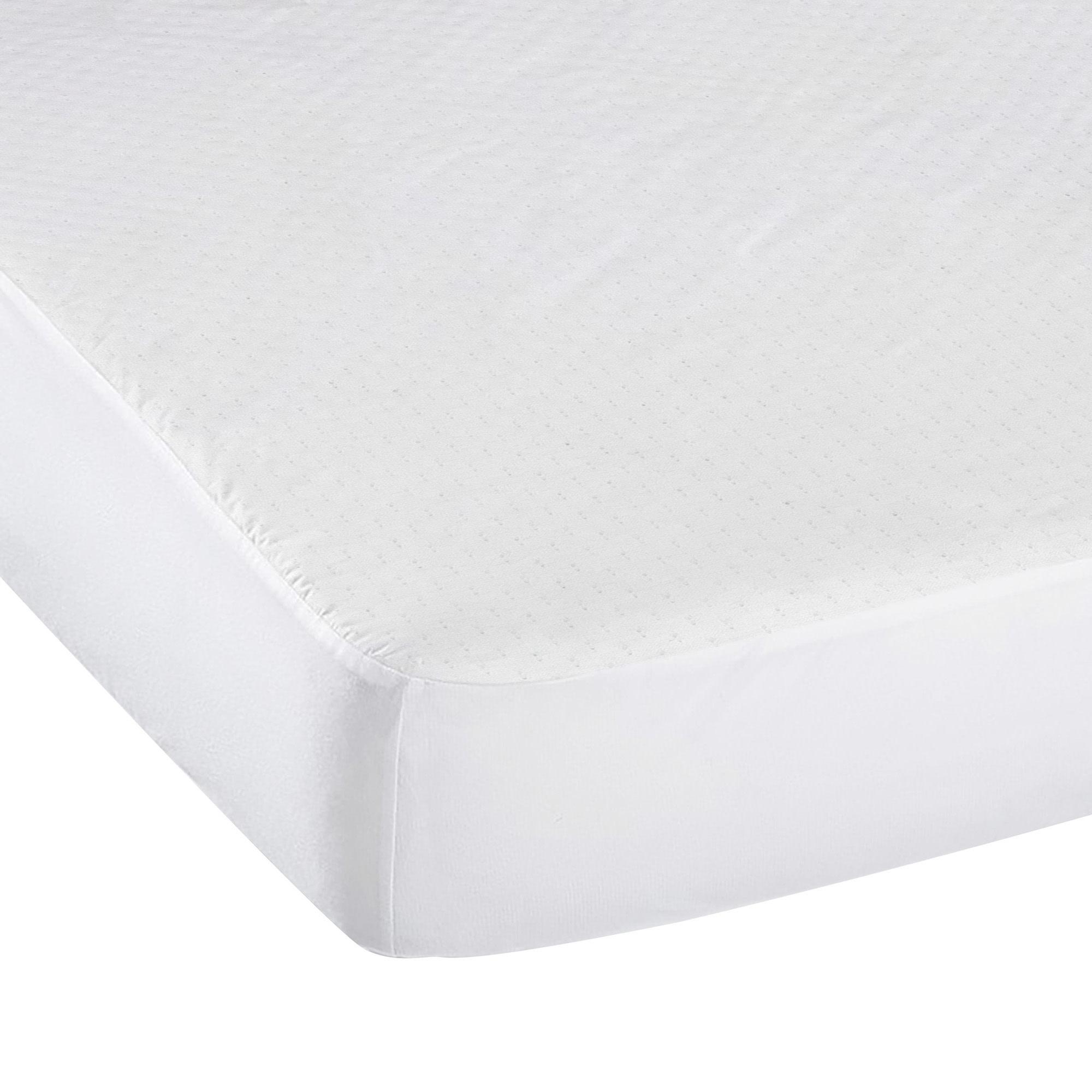 Protection imperméable pour matelas bassinette-2