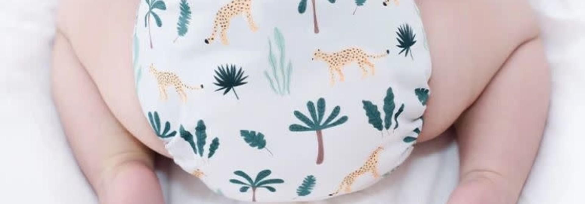 Couche à poche -  Leopard