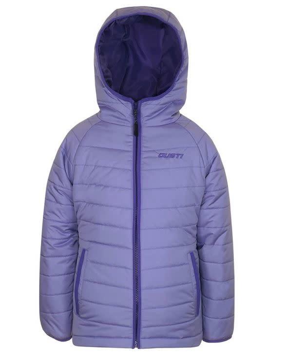 Manteau léger - Mauve-1