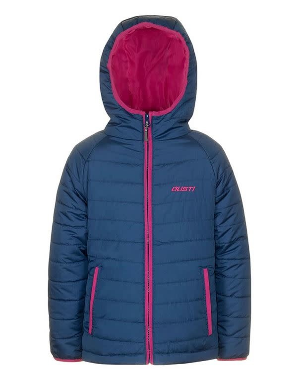 Manteau léger - Bleu-1