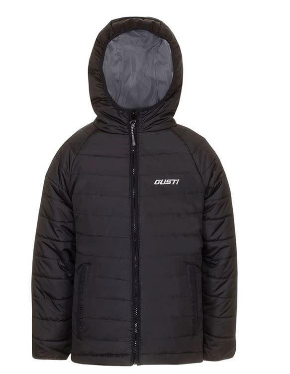 Manteau léger - Noir-1