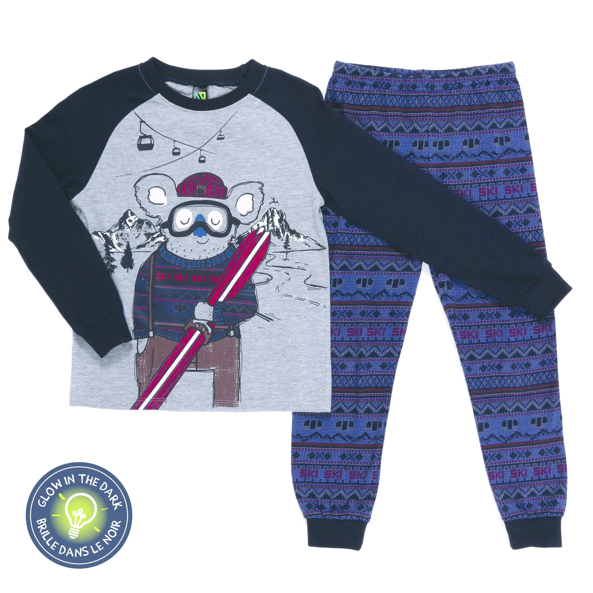 Pyjama - Koala des Neiges-1