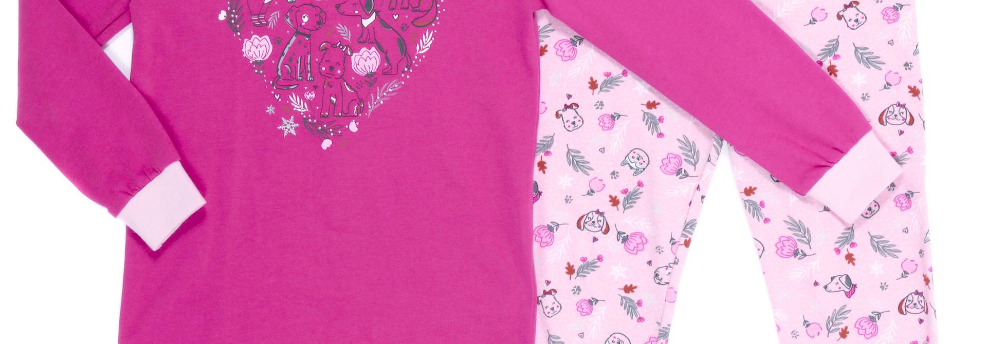 Pyjama - Chien d'Amour