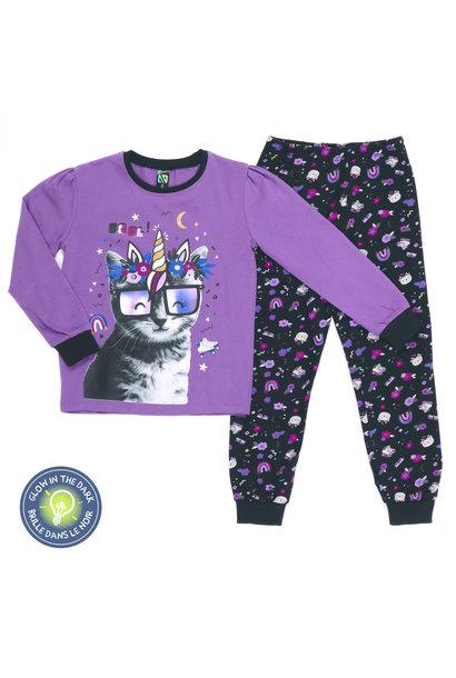 Pyjama - Chat Licorne