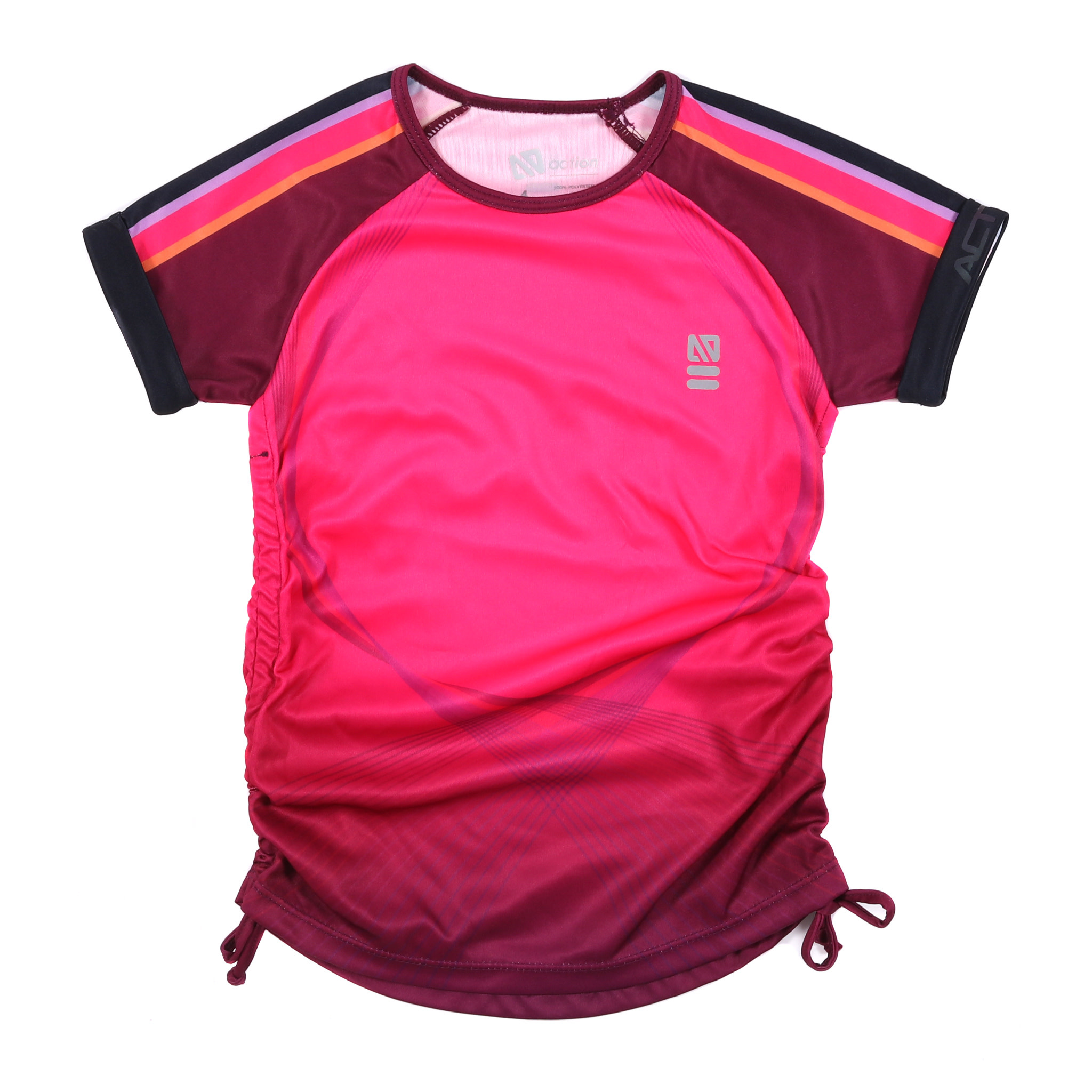 T-shirt athlétique - Sport et Chic-3