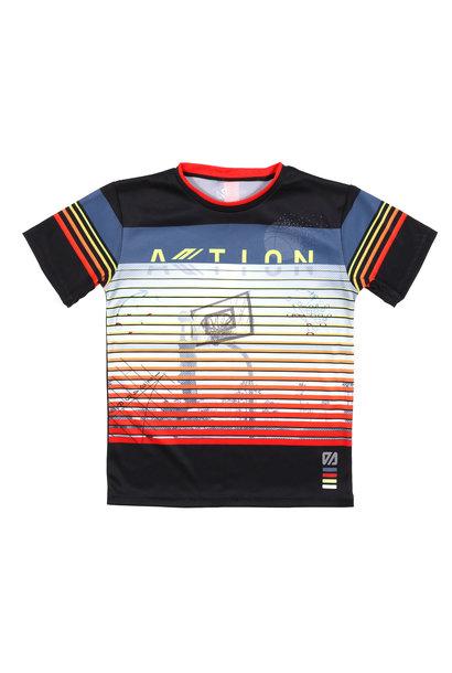 T-shirt athlétique - Prendre Action