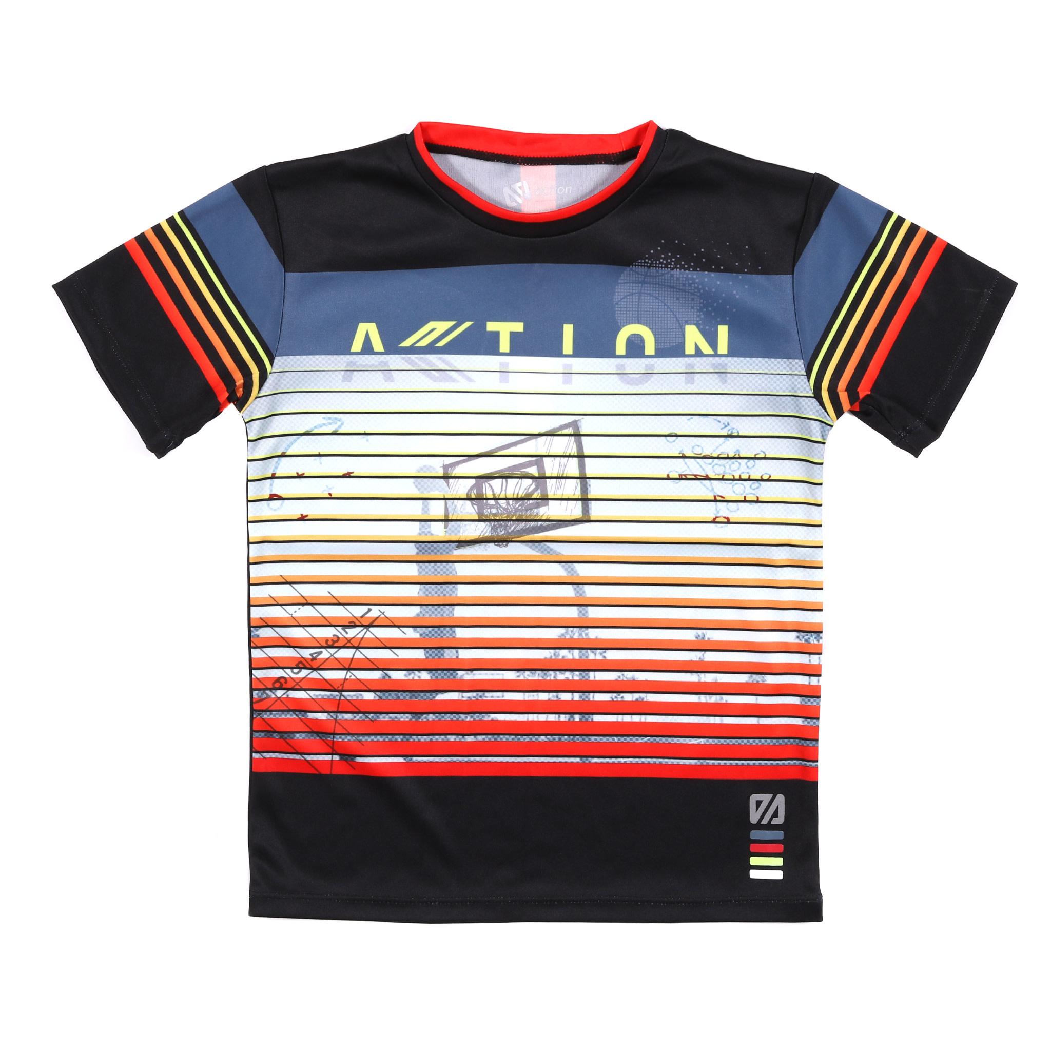 T-shirt athlétique - Prendre Action-1
