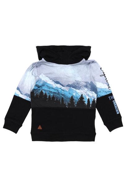 T-shirt à capuchon - Haute Altitude