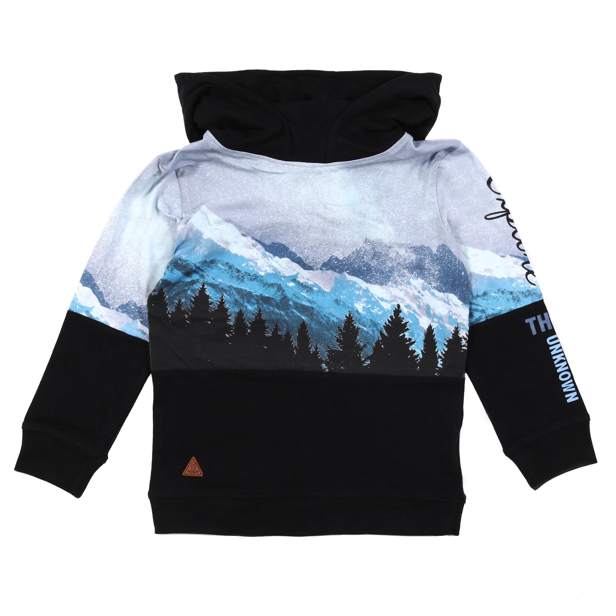 T-shirt à capuchon - Haute Altitude-1