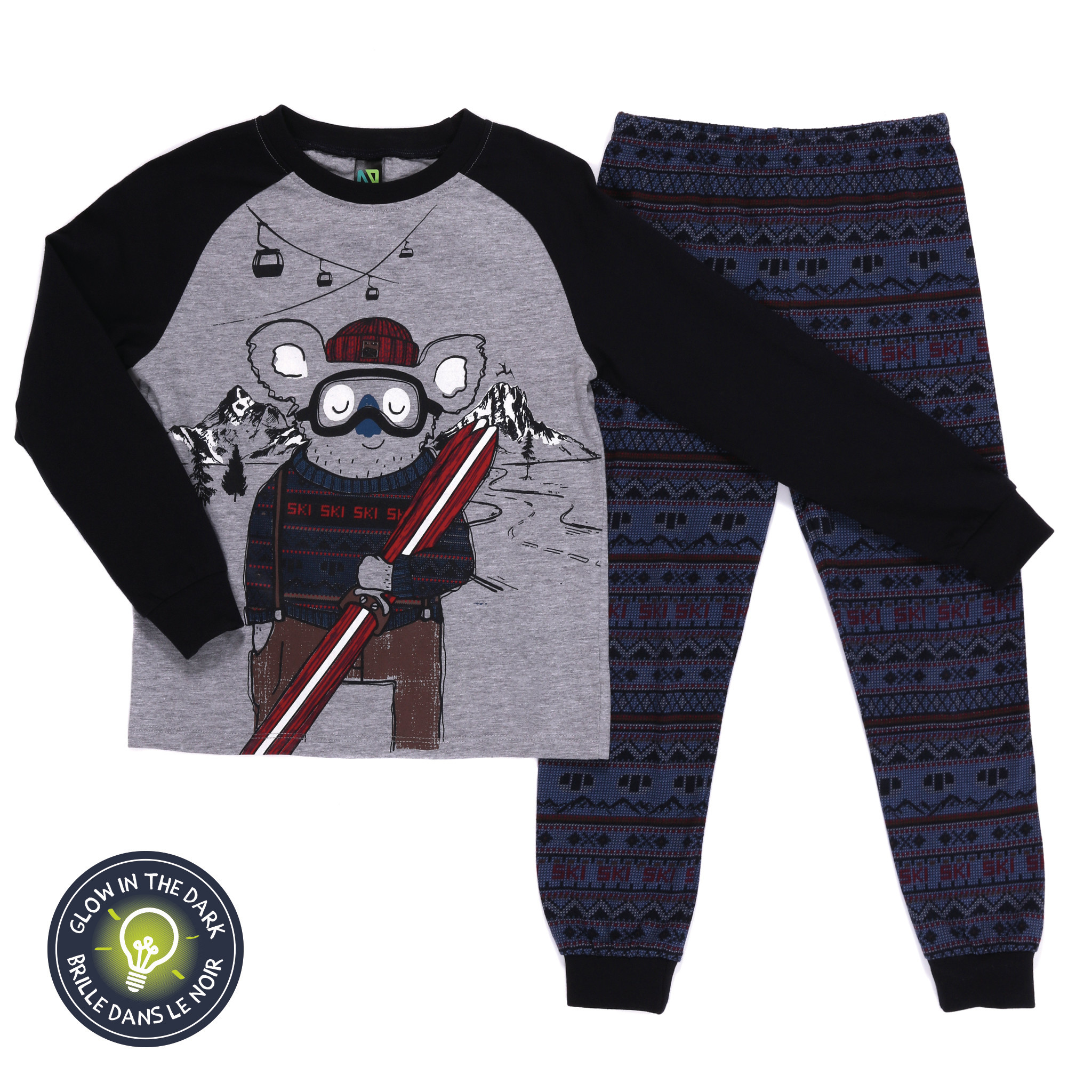 Pyjama - Koala des Neiges-2