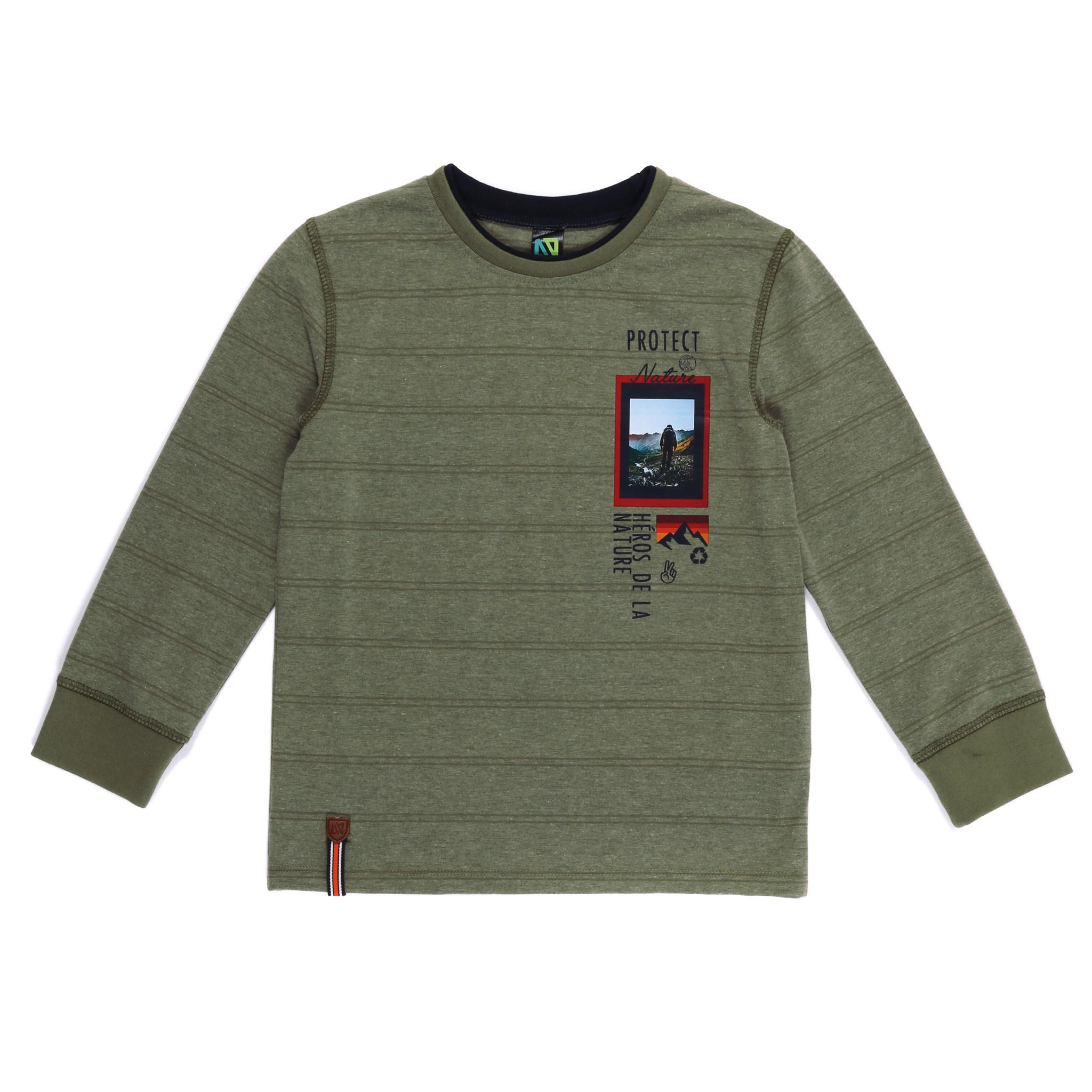 T-shirt Manches longues - Gardiens de la Terre-1