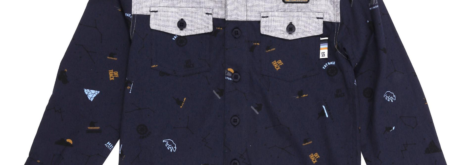 Chemise à capuchon - Haute Altitude