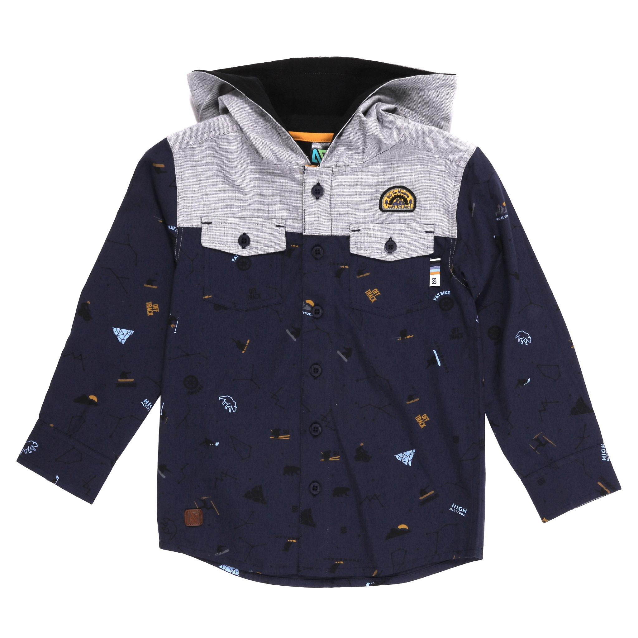 Chemise à capuchon - Haute Altitude-1