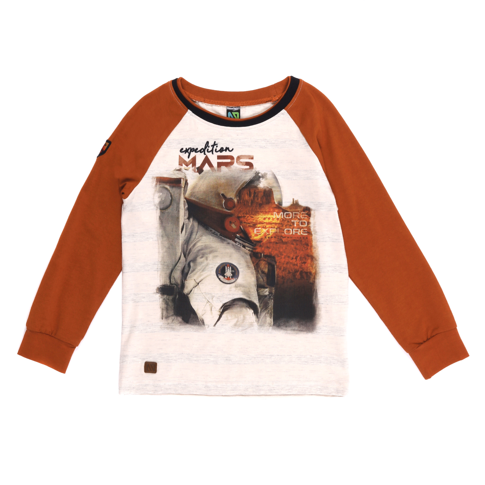 T-shirt Manches longues - Mission sur Mars-3